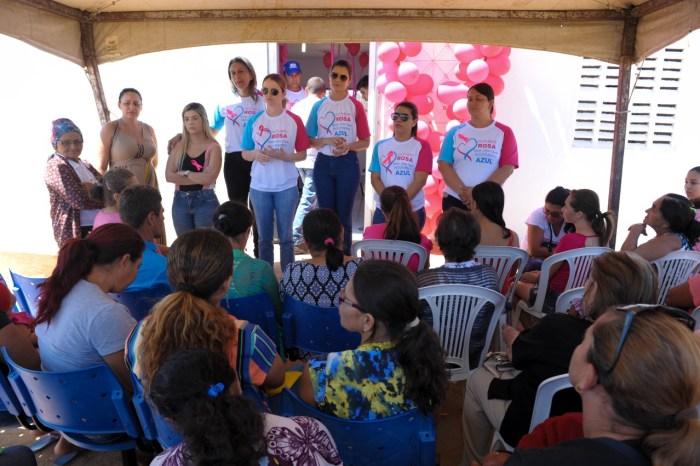 Prefeitura de Monteiro entrega reforma da Unidade Âncora da comunidade de Pocinhos