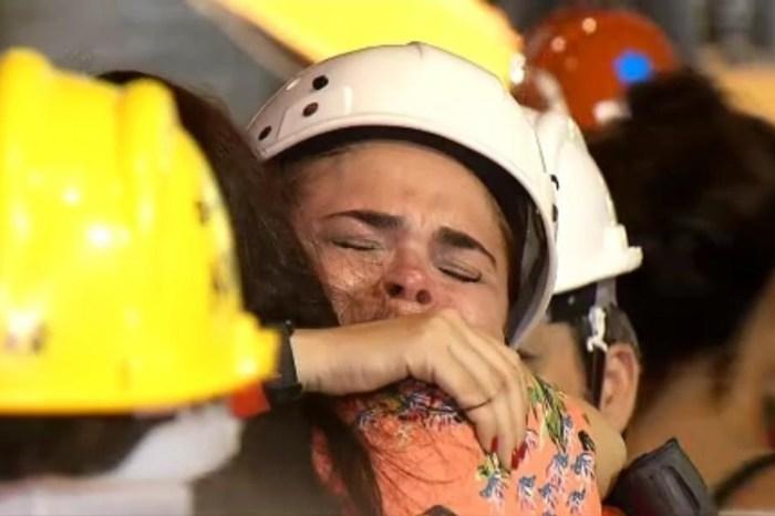 Bombeiros acham corpo de 9ª vítima de prédio que caiu no CE