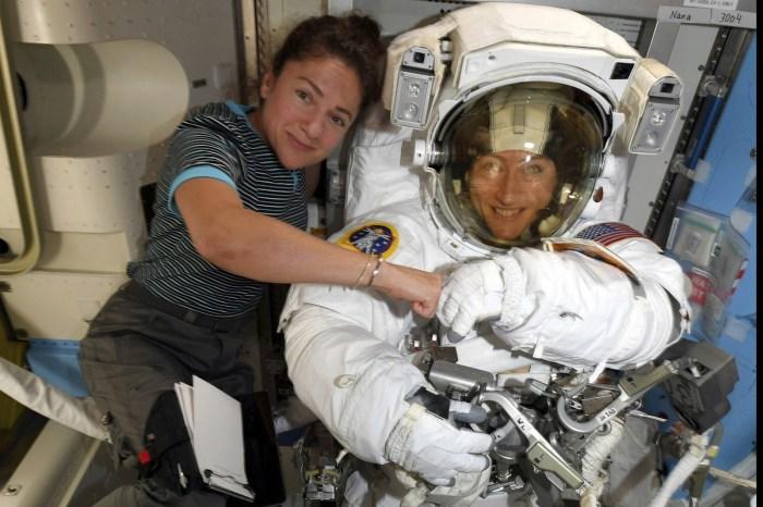 Primeira caminhada no espaço 100% feminina será esta semana