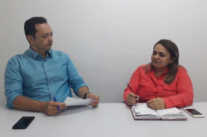 Prefeito Éden Duarte anuncia licitação para retomada do Programa de Implantes Dentários