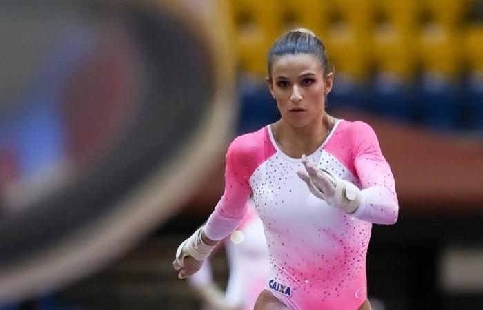 Jade Barbosa se machuca e Brasil fica fora da Olimpíada de Tóquio