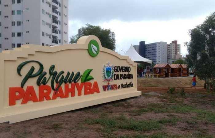 Virada Cultural do Parque Parahyba tem início nesta sexta