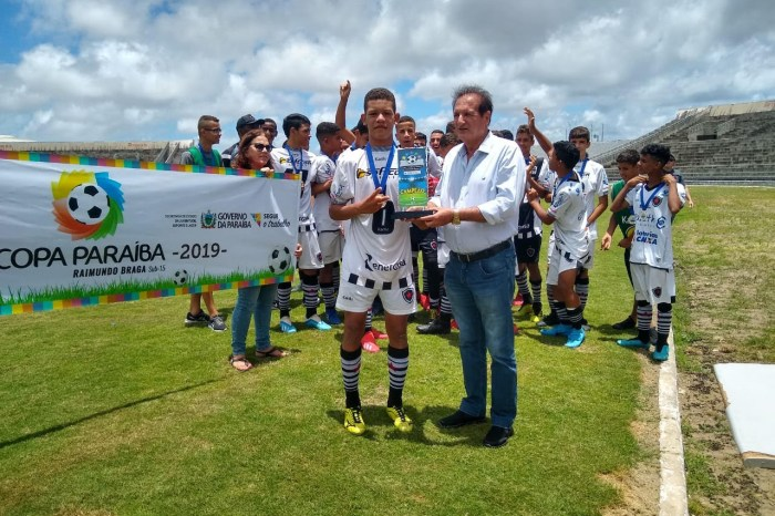 Botafogo vence etapa da Copa Paraíba Raimundo Braga