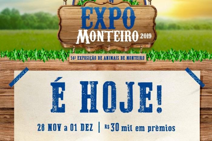 Expo Monteiro 2019: Monteiro se torna capital do Agronegócio do Estado
