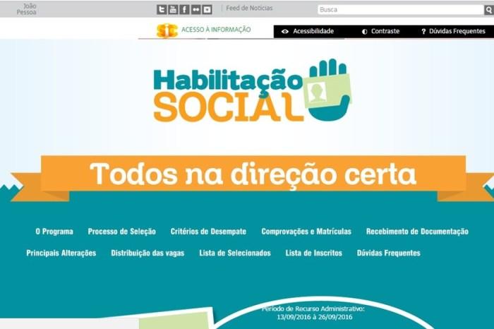 Governo sanciona lei que amplia o alcance do Programa Habilitação Social