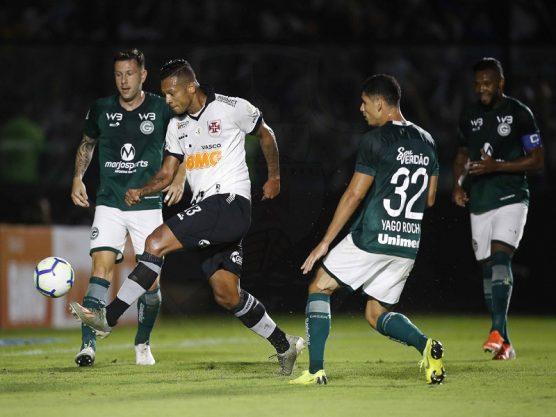 Vasco da Gama cede empate no último minuto da partida