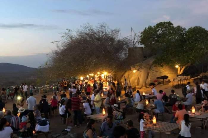 Lajedo do Marinho, em Boqueirão, encerra Circuito Som nas Pedras com sucesso