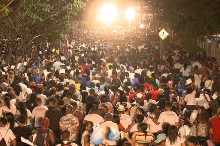 Romaria da Penha reúne milhares de fiéis em João Pessoa