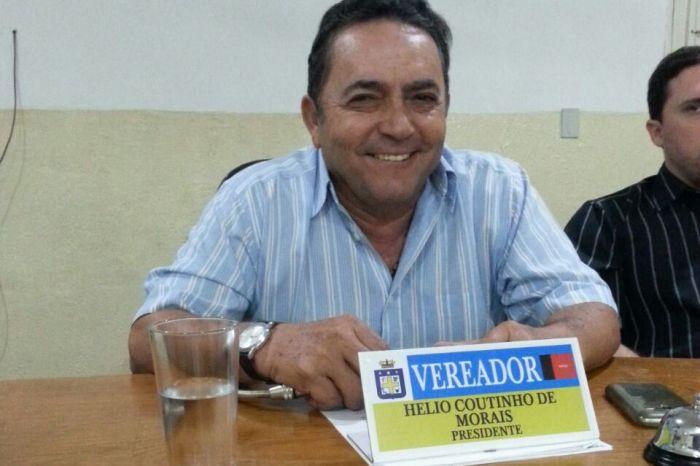Hélio Morais não descarta disputar vaga de vice-prefeito na chapa de Hélder, em S. J. do Cariri