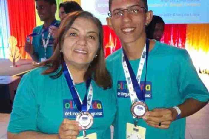 Aluno serra-branquense concorre na 6ª Olimpíada Nacional de Língua Portuguesa
