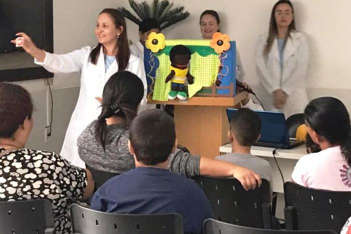 CER II em Monteiro realiza atividades lúdicas na Semana da Pessoa com Deficiência