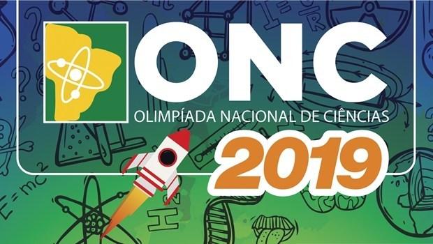 Serrabranquense fica em 2º lugar na Olimpíada Nacional de Ciências 2019