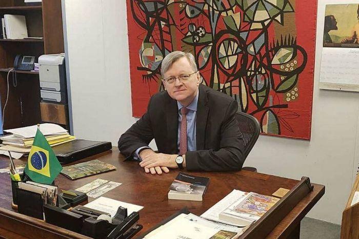 Nestor Forster é indicado para embaixada do Brasil nos EUA