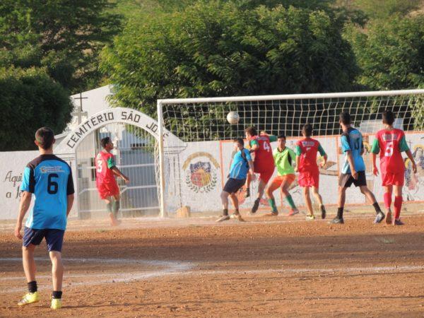 Semifinais do Campeonato de Futebol de Parari agitam desportistas neste domingo