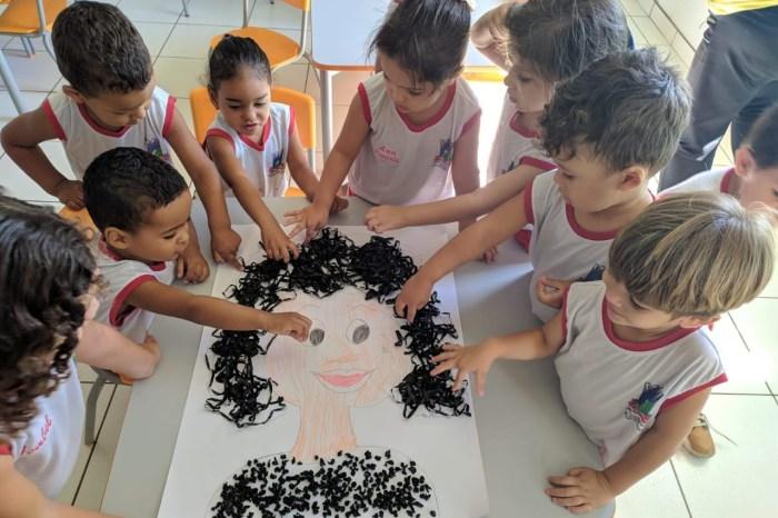 Escolas municipais de Sumé realizam atividades alusivas ao dia da Consciência Negra