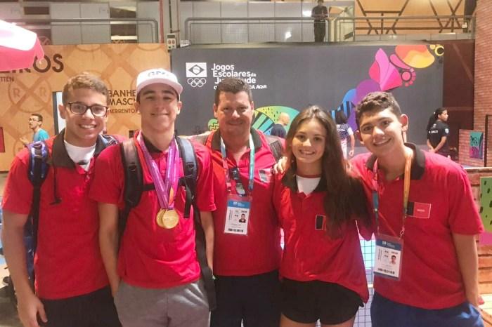 Paraíba encerra competições com quatro medalhas de ouro