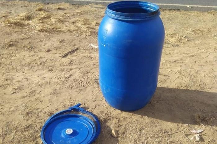Homem é encontrado morto dentro de barril em lixão na Paraíba