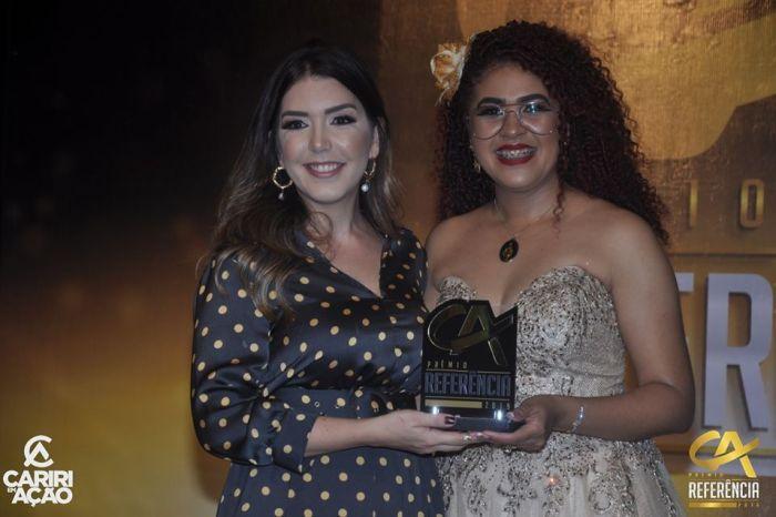 Anna Lorena recebe reconhecimento pela excelência na gestão municipal de Monteiro