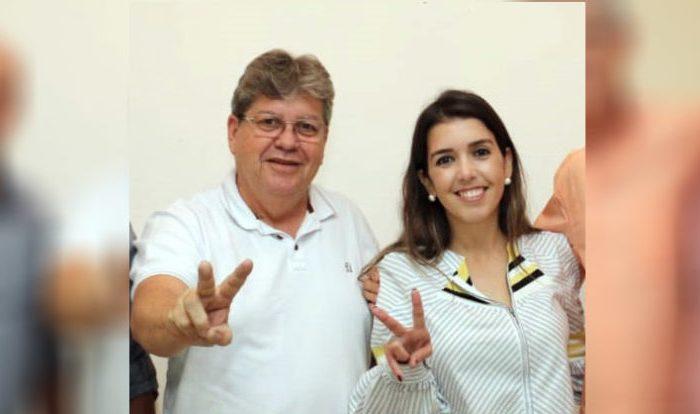 Prefeita de Monteiro deverá se reunir com João Azevêdo nos próximos dias para definir futuro partidário