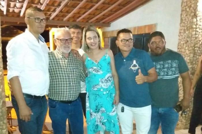 Vereador Antônio Pereira confirma adesão à pré-candidatura Onildo 2020 em São Domingos do Cariri