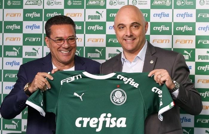 Com pouco dinheiro, Palmeiras investe pouco em contratações de peso