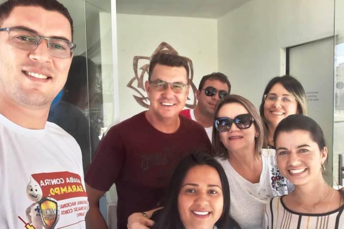 Mobilização marca final da Campanha de Vacinação contra o Sarampo em Monteiro
