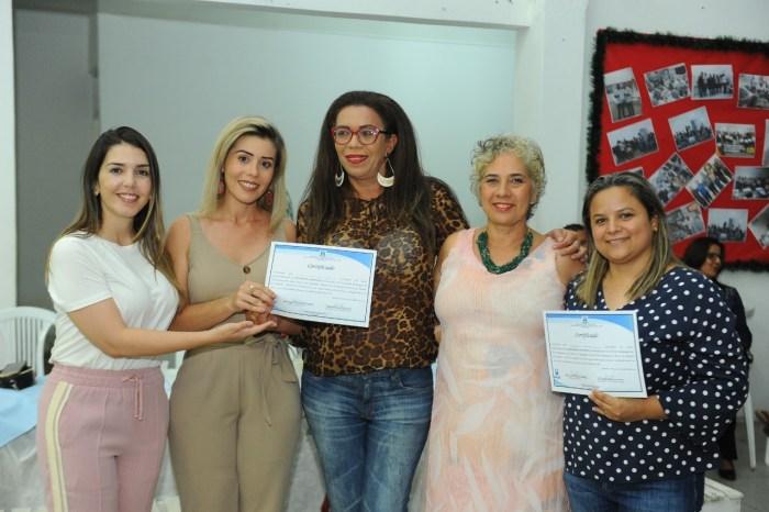 Monteiro conta com novos profissionais certificados através de cursos oferecidos pela prefeitura
