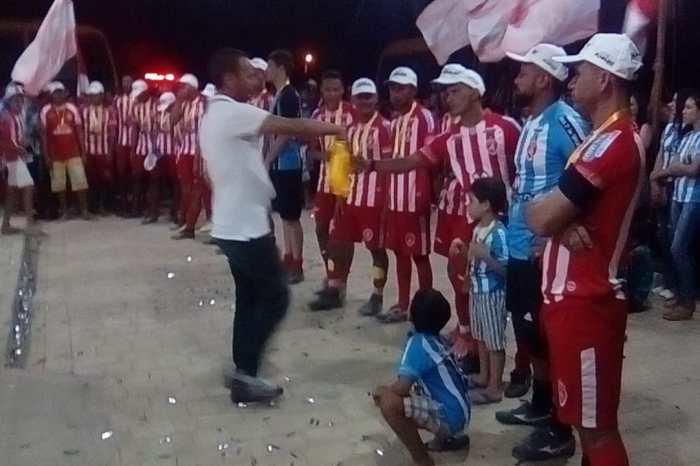 Termina Campeonato de futebol de São João do Tigre com sucesso e grande premiação