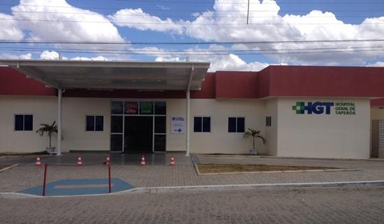 Secretaria de Saúde do Estado esclarece sobre equipamentos do hospital de Taperoá