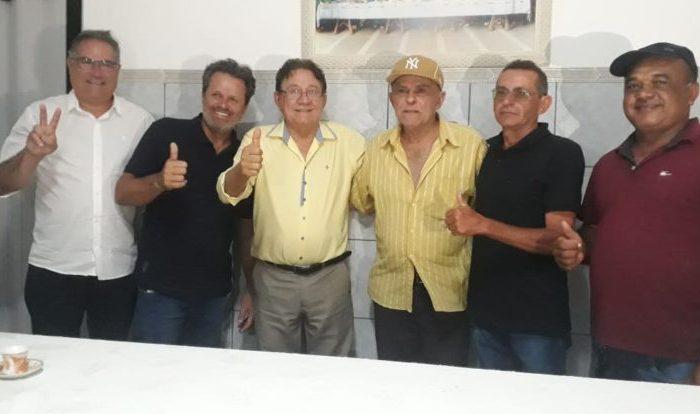 Oposição de Gurjão se reúne para discutir chapa para as eleições