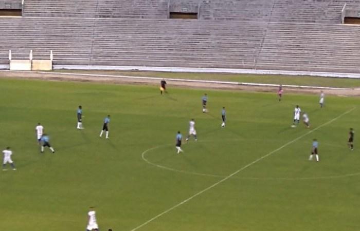 Atlético de Cajazeiras goleia o CSP e mantém 100% no Paraibano