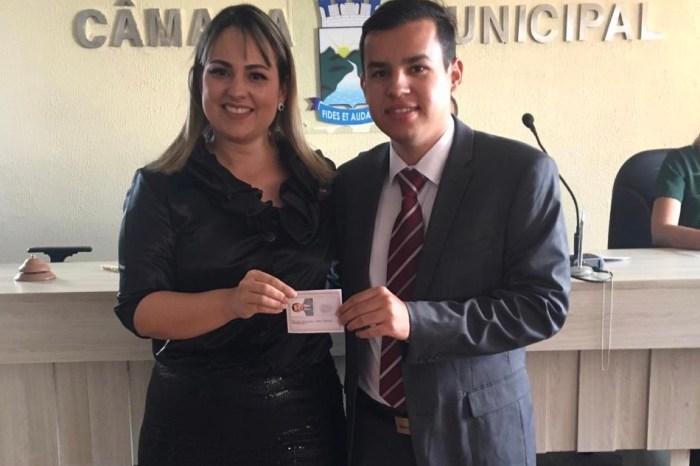 OAB Cariri faz primeira entrega de carteira de advogado em 2020