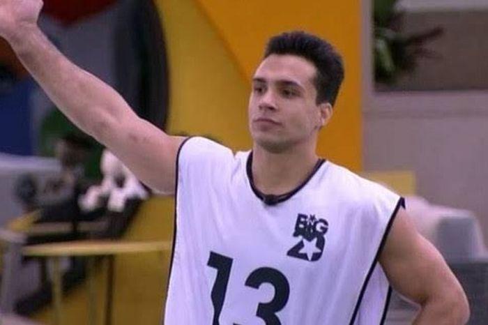 Petrix Barbosa é o primeiro líder do Big Brother Brasil 20