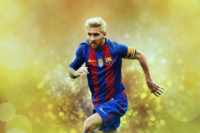 Lionel Messi decide para o Barcelona na estreia do técnico