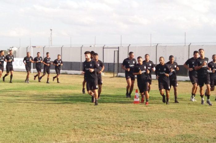 São Paulo de São João do Cariri fará jogo treino com o Treze