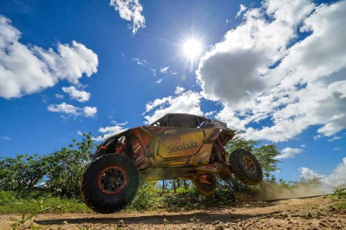 Rally RN 1500 terá largada em Campina Grande