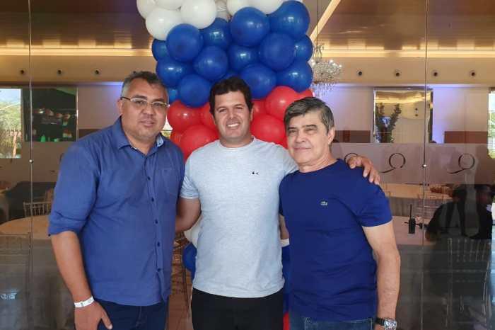 Secretário Genivaldo Fernandes é cotado para disputar a Prefeitura de Prata