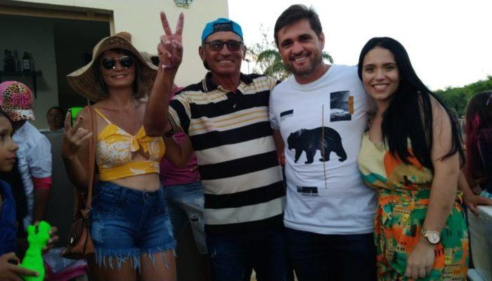 Ex-vereador Zeca de Inácio adere a pré-candidatura de Igor Queiroz em São João do Tigre