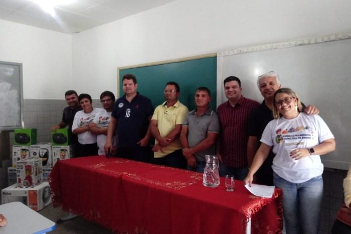 Prefeitura de Ouro Velho realiza 8ª Jornada Pedagógica