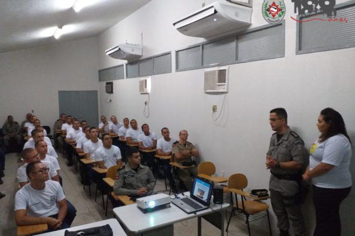11º Batalhão promove 'Dia D da Saúde' para policiais militares da região do Cariri