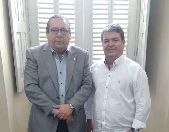 Presidente do PSB deixa o partido e assume o Cidadania de João Azevêdo, em São João do Cariri