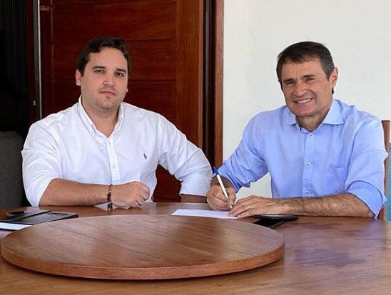 Presidente do PSD confirma Cícero do Carmo como pré-candidato a prefeito de Alcantil