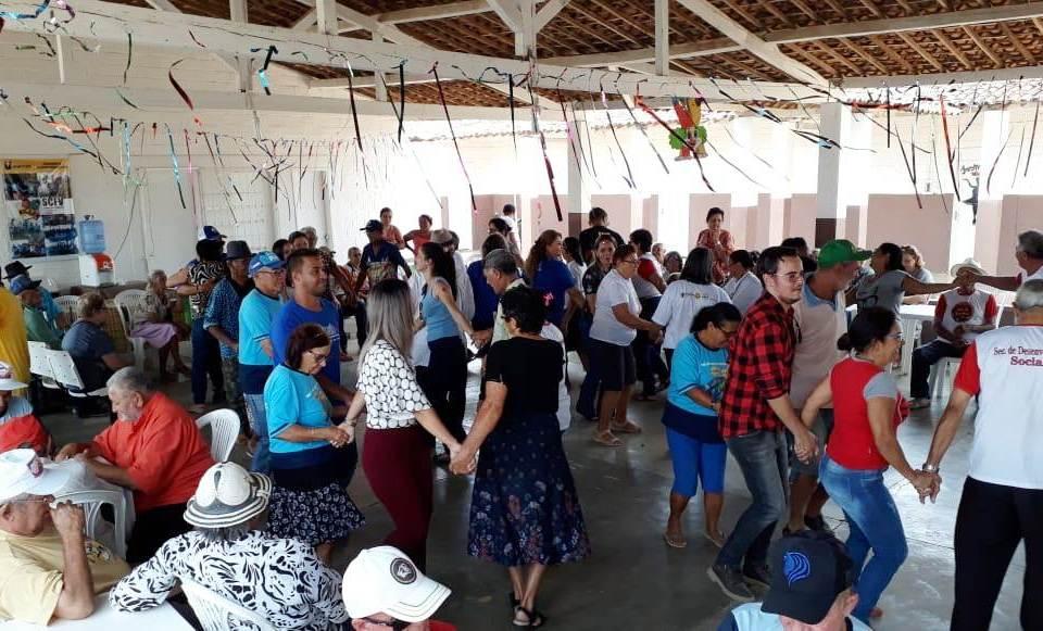 Serviço de Convivência e Fortalecimento de Vínculos inicia atividades no município de Monteiro