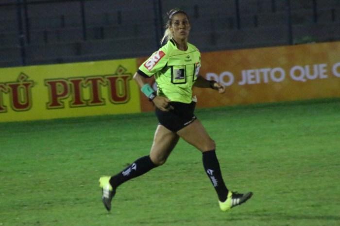 FPF divulga escala de árbitros para os jogos do próximo domingo