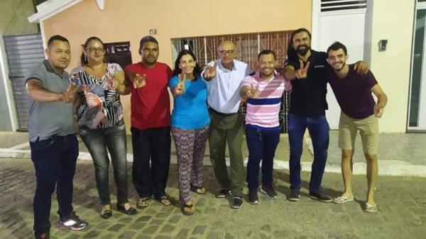Lucy Lopes anuncia empresário como provável vice na disputa em Barra de São Miguel