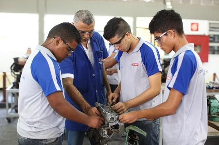 Senai-PB inscreve em mais de 90 vagas para cursos gratuitos