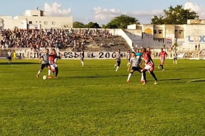 Na estreia do novo treinador, Treze bate São Paulo Crystal e sobe na tabela