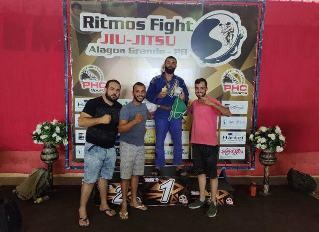 Atletas de Monteiro são destaque em competição estadual de Jiu-Jitsu em Alagoa Grande
