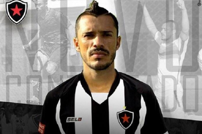 Botafogo-PB anuncia contratação de volante que estava no futebol do Paraná