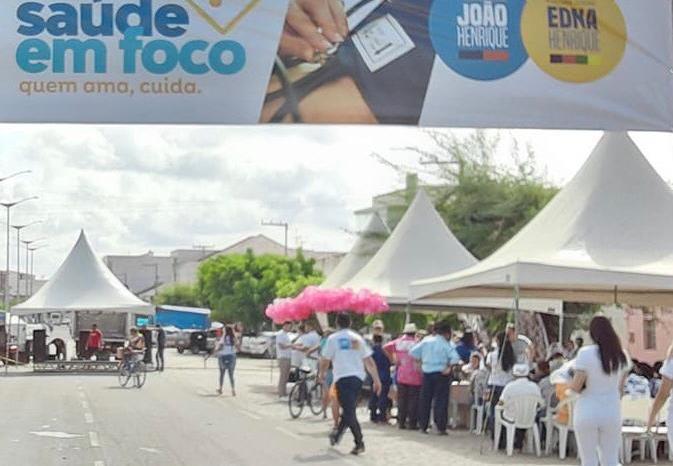 EM MONTEIRO: Evento organizado pelos deputados João Henrique e Edna Henrique para promover filha é um fiasco por falta de público